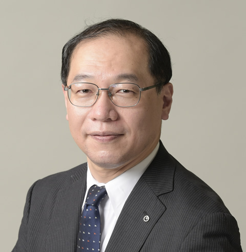 Vice President of NTT Network Innovation Laboratories Shigeru Iwashina
